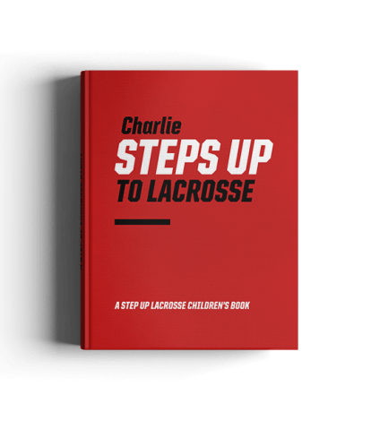 STEP UP Book Image